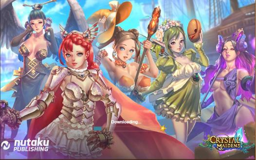 Sites de rencontre: Crystal Maidens